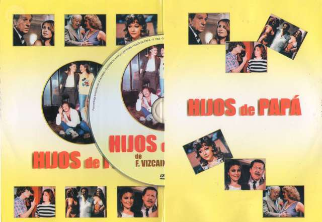 DVD HIJOS DE PAPÁ