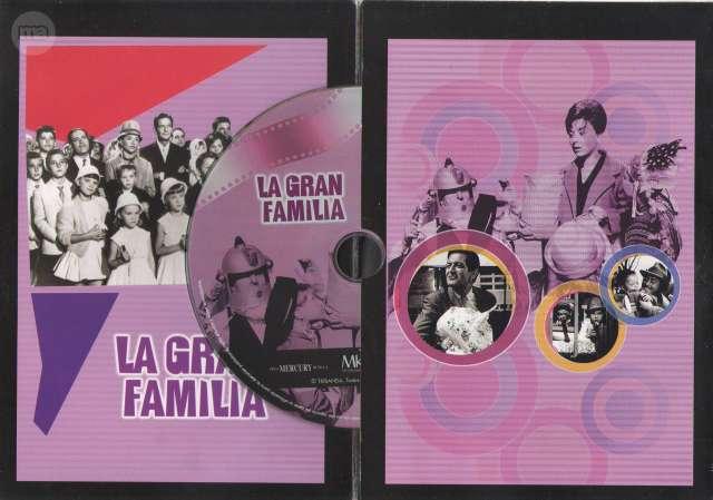 DVD LA GRAN FAMILIA