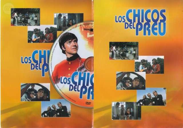 DVD LOS CHICOS DEL PREU