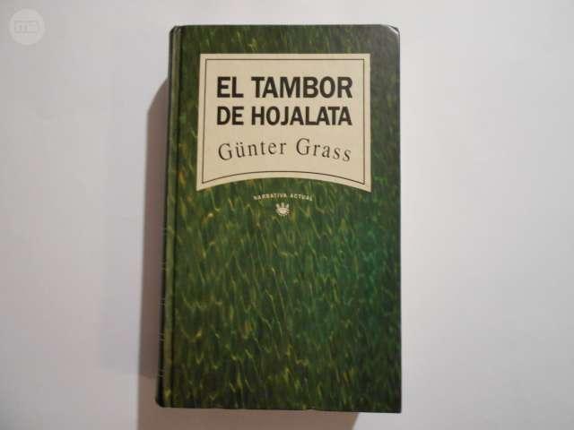 EL TAMBOR DE HOJALATA (GÜNTER GRASS)