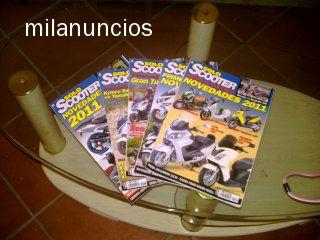 Revistas Solo Scooter