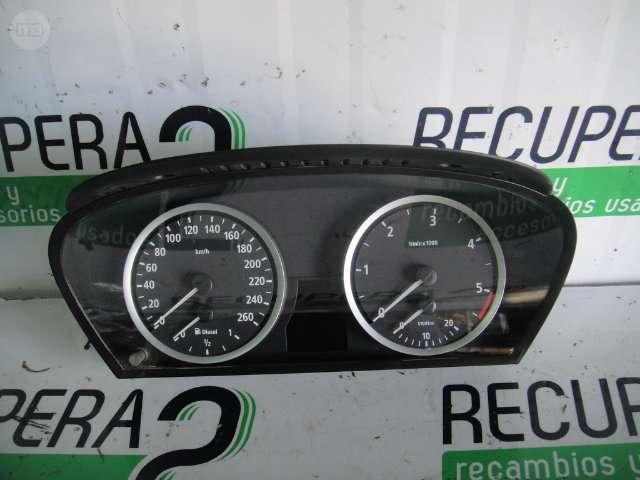 VENDO MARCADOR BMW SERIE 5 E60 530D