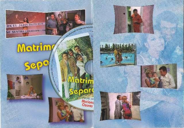 DVD MATRIMONIOS SEPARADOS -