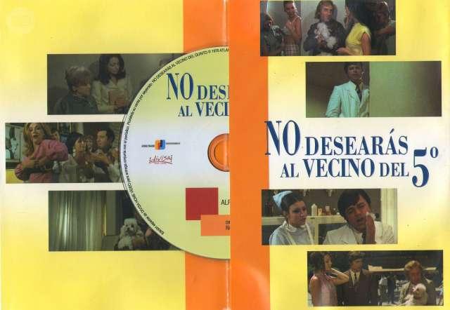 DVD NO DESEARÁS AL VECINO DEL QUINTO -