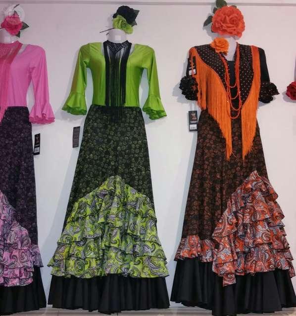 f10f0a7cf MIL ANUNCIOS.COM - Faldas flamenca ensayo Segunda mano y anuncios ...