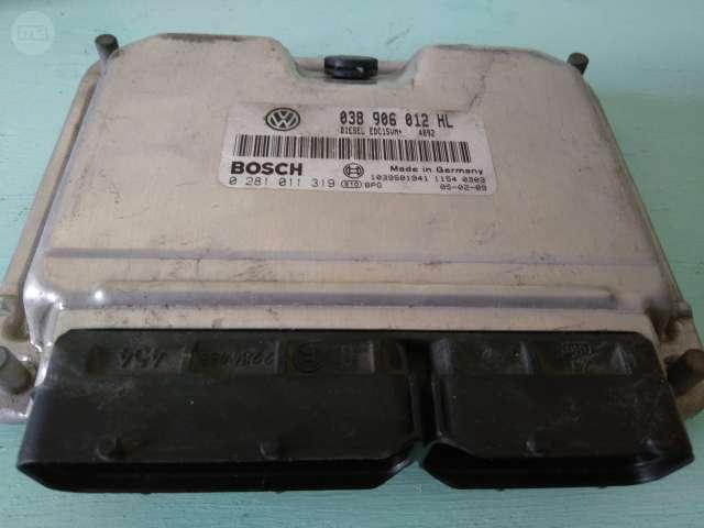 CENTRALITA VW POLO 0281011319 038906012