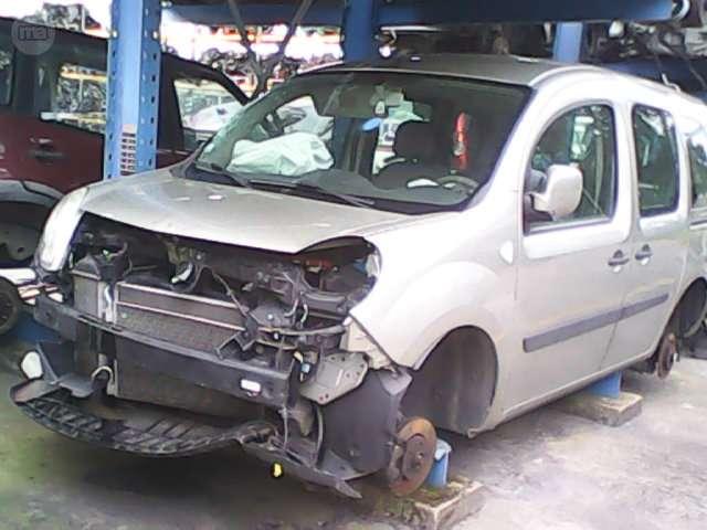 RENAULT KANGOO II 1. 5DCI 2010