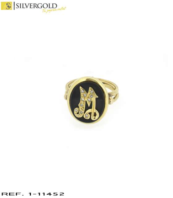 1-11452 ANILLO ORO 18KT. TIPO SELLO