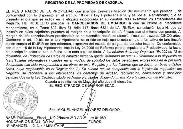 CRT. DE CAZORLA A EL TRANCO KM. 39.