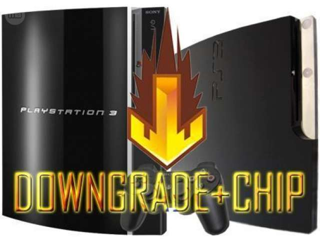 TODO PARA TU PS3 (DOWNGRADE, CFW)
