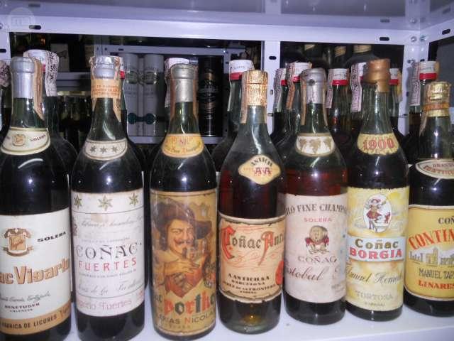 Anis Ron Ricard Pernod Brandy Licor
