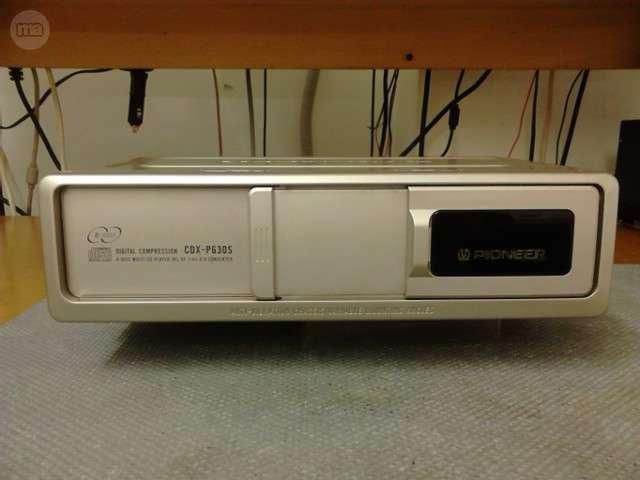 PIONEER CDX-P630S
