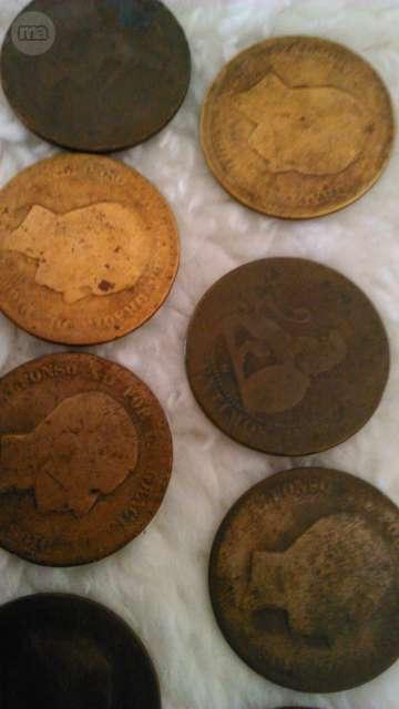 Monedas De 1879