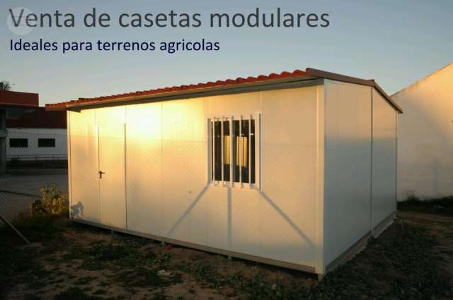 CASAS PREFABRICADAS - CASETAS PREFABRICADAS