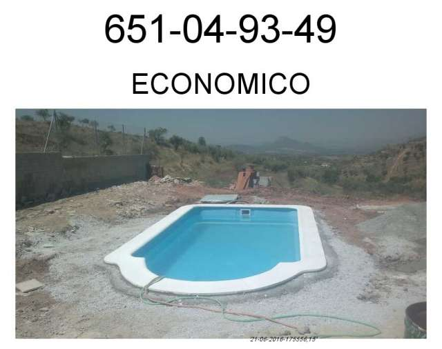 TANQUES BARATO PISCINAS DEPOSITOS FABRIC