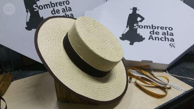 SOMBREROS CORDOBESES DE ALA ANCHA