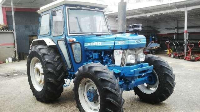 FORD - 7610 DT