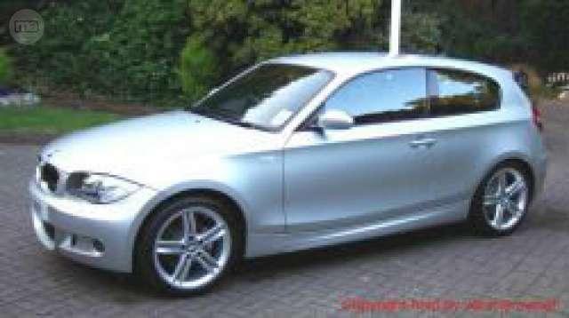 BOLA REMOLQUE BMW 1 3P E81