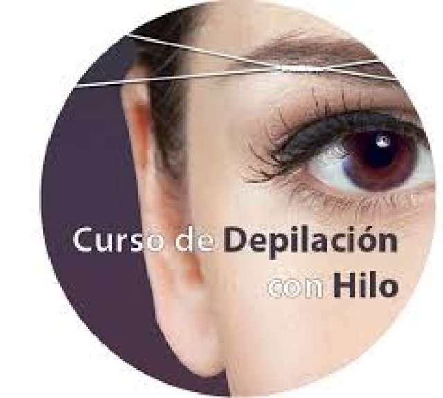 CURSO DEPILACIÓN CON HILO - foto 1