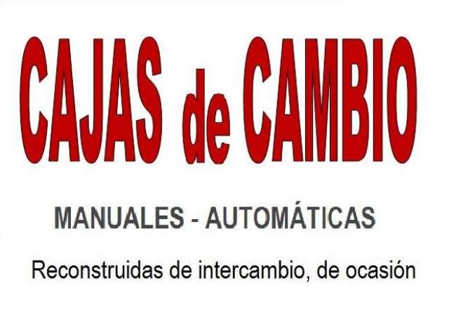 -58%. - RECAMBIOS, CAJAS DE CAMBIO NUEVAS