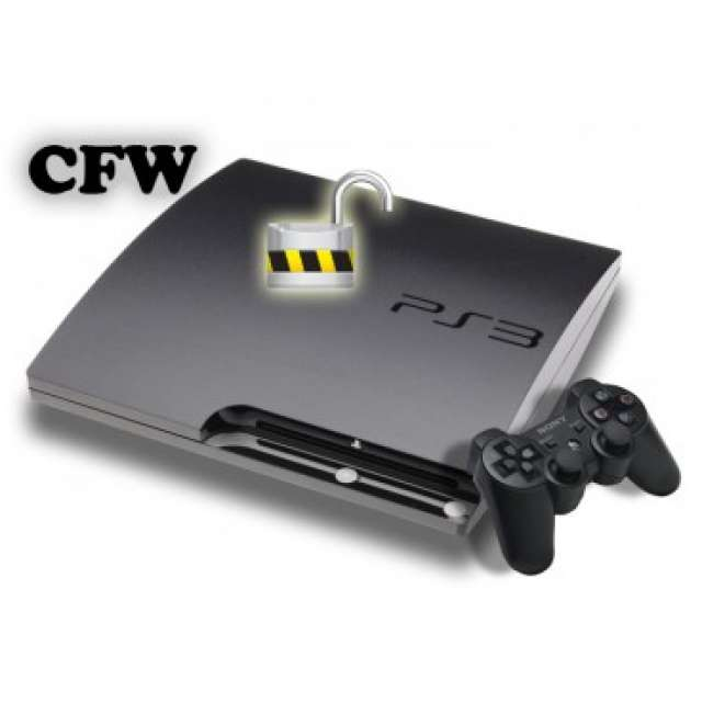 INSTALACION CFW PS3 DOWNGRADE PS3