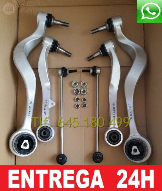 KIT TRAPECIOS BMW E60 Y E61