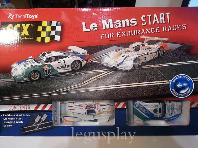 Mans 2 69050 Coches Le Start Scalextric k0On8wPNXZ