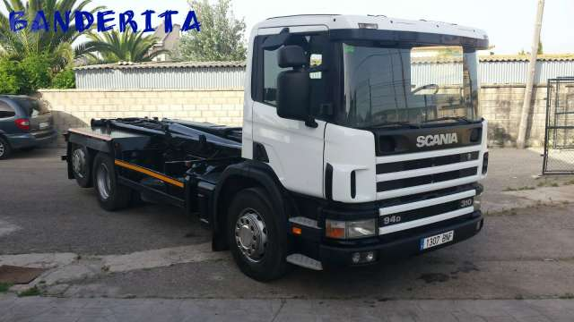 SCANIA MULTILIN 26T - 310CV MULTILIF