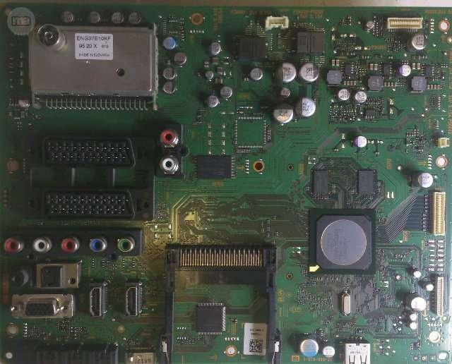 REPARACIÓN KDL-32S5600 NAND512W3 IC4701 - foto 3