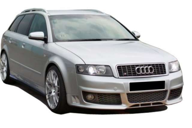 DEFENSA FRONTAL AUDI A4 B6 LOOK RS4