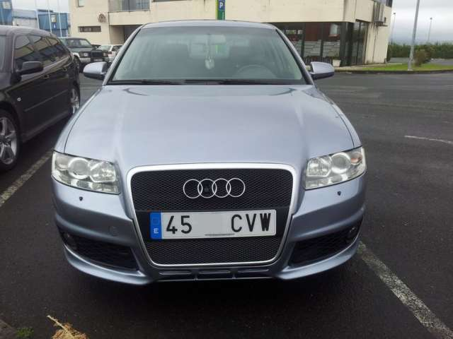 FRONTAL AUDI A4 B6 LOOK B7 RS4 MODERNO