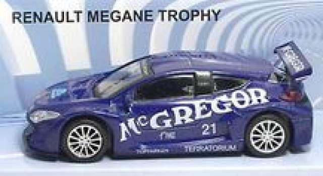 Coche A Escala 1:43 - Renault Megane Tro