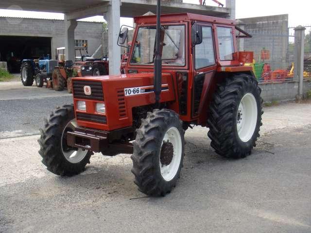 FIAT - 70 66 DT