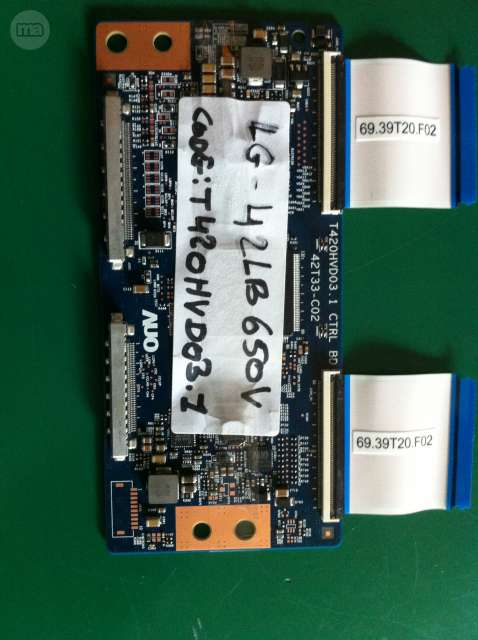 T-COM LG: 42LB650V