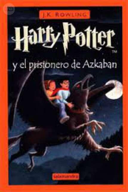 HP EL PRISIONERO DE ASKABAN
