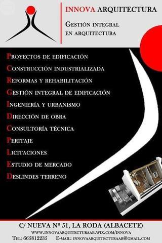 INNOVA ARQUITECTURA ALICANTE Y PROVINCIA - foto 1