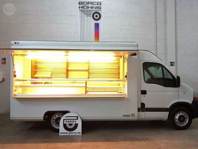 BORCO HOHNS - RENAULT MASTER 2. 5 DCI