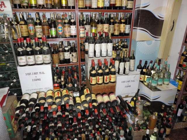 Vino Antiguo De Rioja - Licor Chartreuse