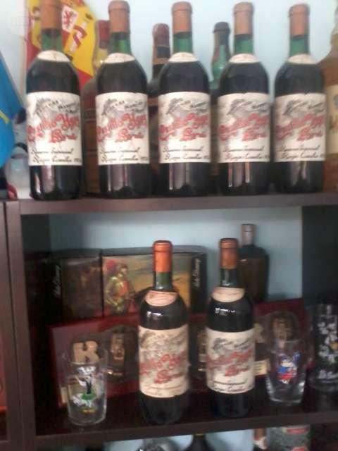 Compro  - Vinos De Rioja Y Chartreuse