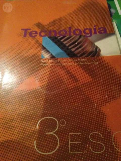 TECNOLOGÍA 3ESO.  EDITEX - foto 1