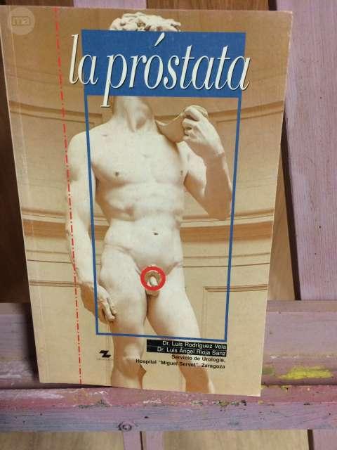 inspección anal de la próstata