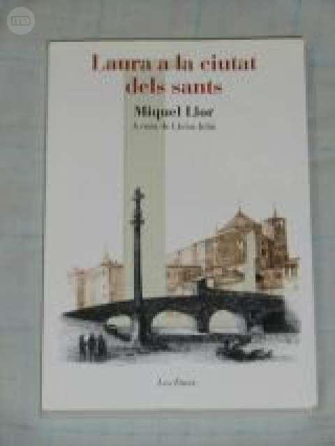 LAURA A LA CIUTAT DELS SANTS MIQUEL LLOR - foto 1