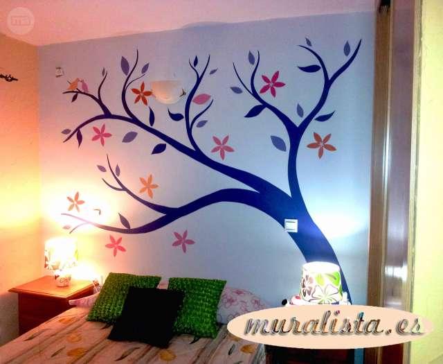 PINTURA MURAL GRAFFITI MURAL DECORATIVO - foto 9