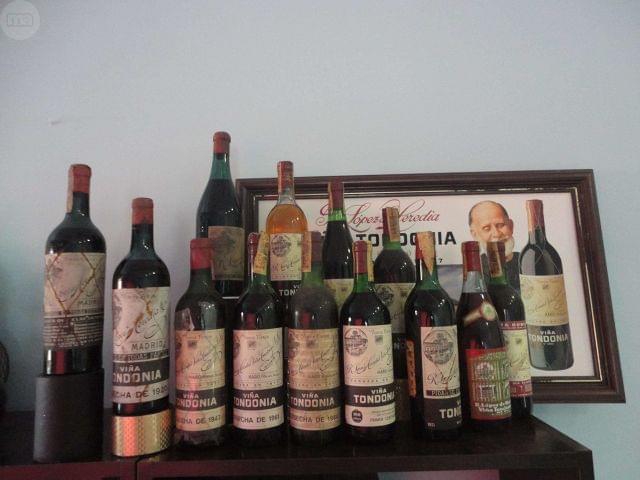Vinos De Rioja Antiguos - Compro