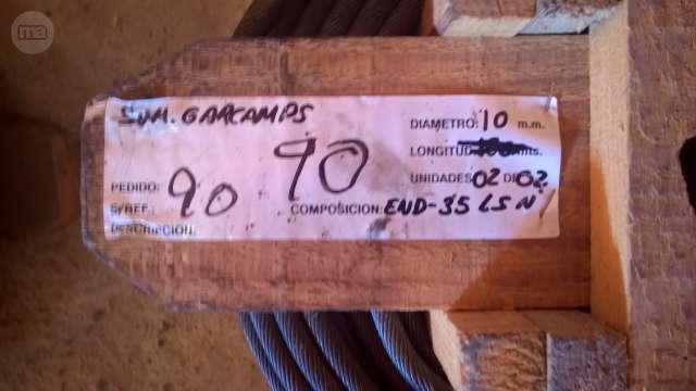 BOBINAS CABLE DE ACERO PARA GRUAS - foto 5
