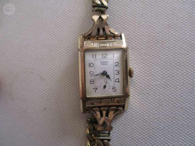 cauny reloj mujer esfera negra