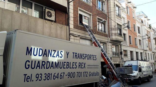 MUDANZA BARATAS CON ELEVADOR 652013698