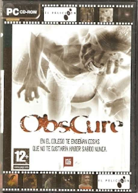JPC-3. JUEGO. OBSCURE