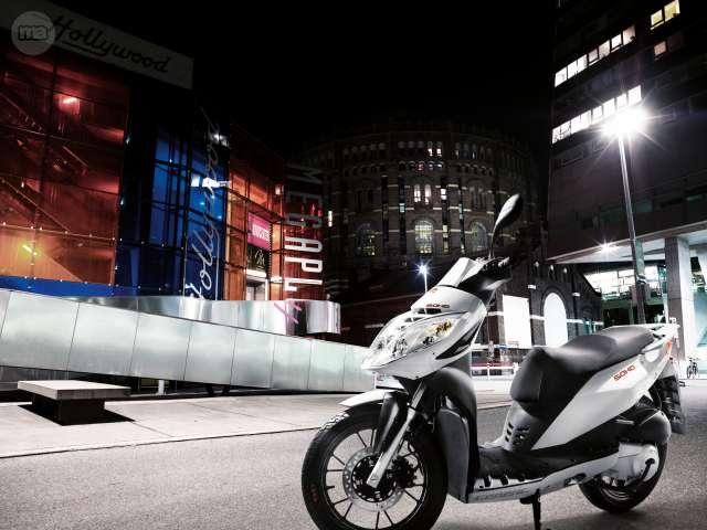 KSR MOTO - SOHO 125