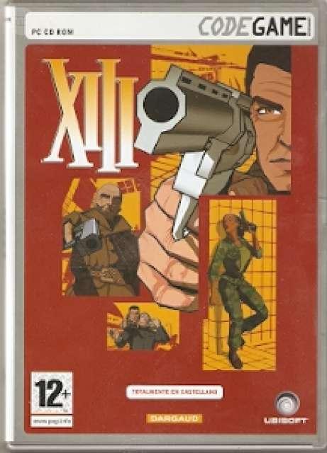 JPC-5. JUEGO. XIII CODE GAME